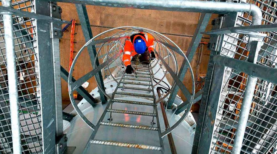 Confined Space On Site Training Facility
