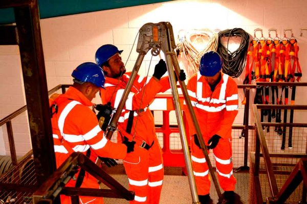 Confined Space Training Facility