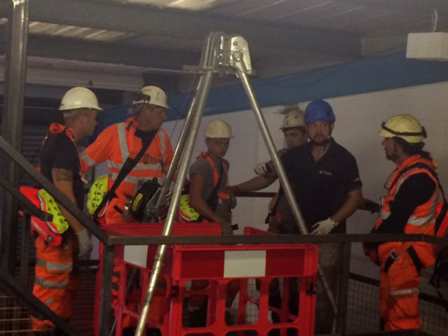 Confined Space Training Course