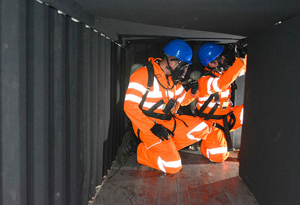 Confined Space Training Course Dates