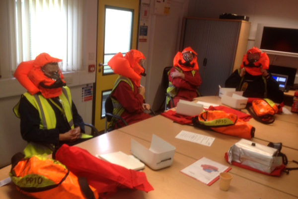 Confined Space Bespoke Training