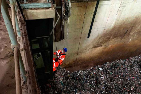 Confined Space Training On Site