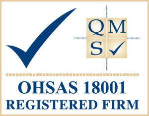 QMS OHSAS 18001 Registered Firm