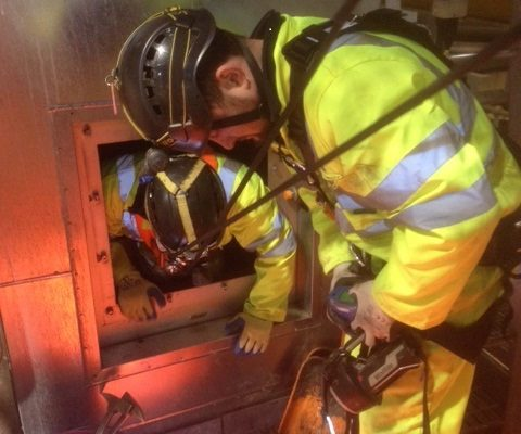 Specialist Rope Access