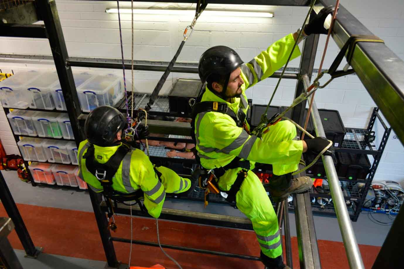 68 Clow Lifting Inspection Tags as well New Training Facility Now Open in addition Yates Rope Access Harness as well 84 Replacement Ladder Feet End Caps likewise Rooftop Systems. on tower rope access harness