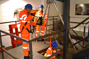 Confined space training – What the regulations say employers need to do